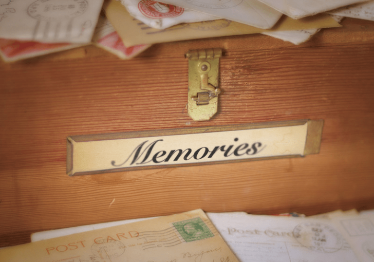 Forget About Facebook! Revisit The Age Of Postcard Memories At Estate Sales
