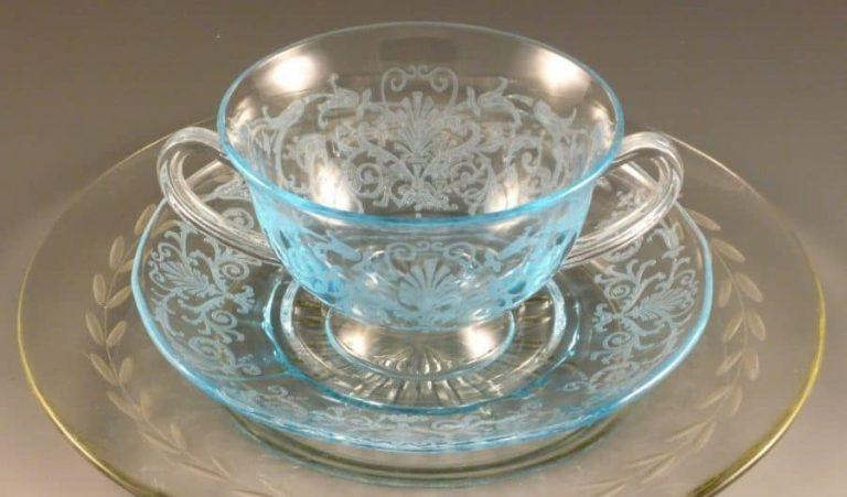 Fostoria Glass Collectibles