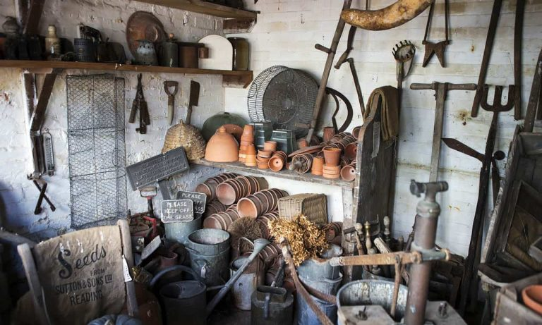 Collecting Vintage Gardening Items