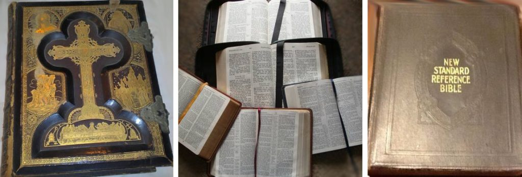 Estate Sale Tips for Bible Collectors